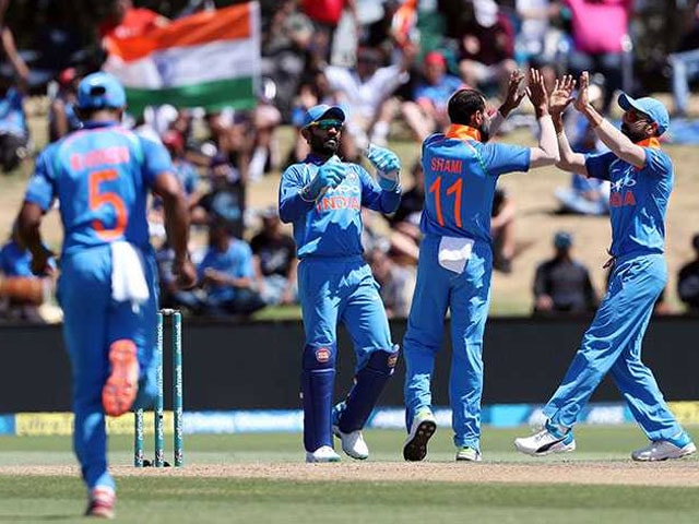 Clinical India Defeat New Zealand By 7 Wickets, Win ODI Series 3-0