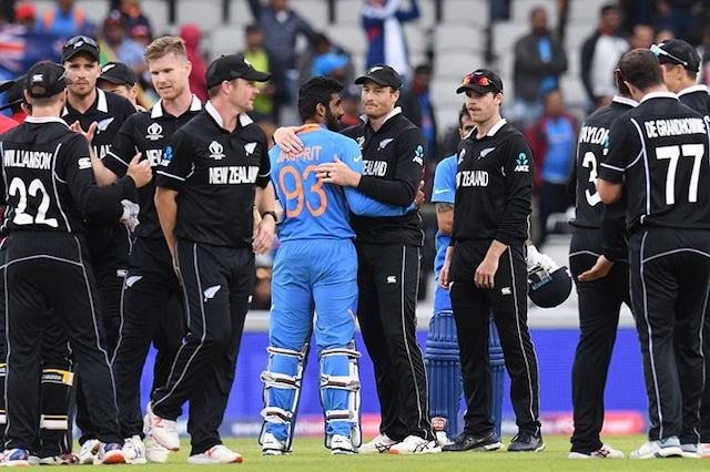 India Suffer Heartbreaking Loss To New Zealand In World Cup Semi-Final