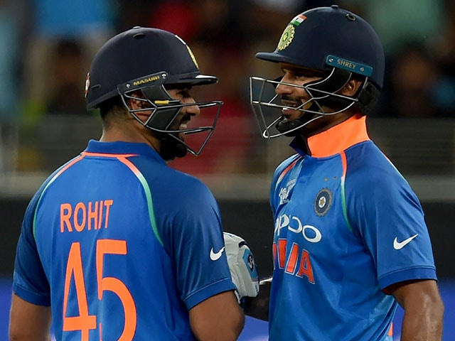 Asia Cup 2018: Clinical India Overpower Pakistan By Eight Wickets