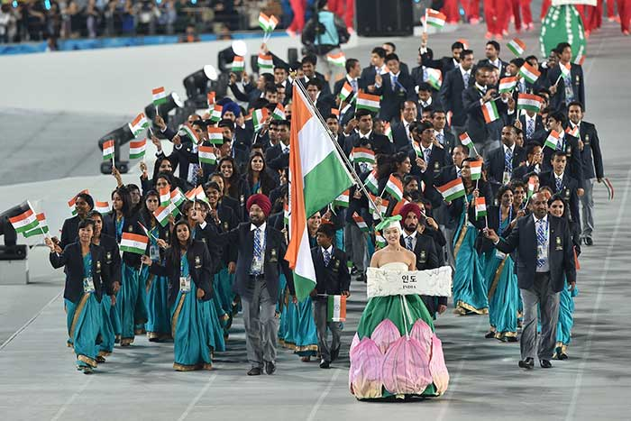 Asian Games Chak De India Photo Gallery