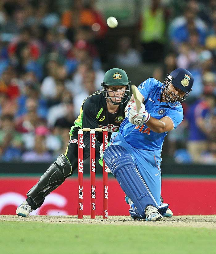 India Win Last-Ball Thriller to Sweep T20 Series vs Australia, Become No.1