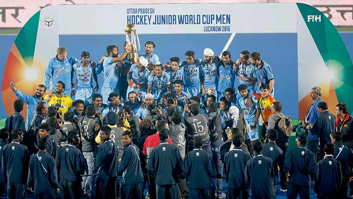 Junior Hockey World Cup: India Regain Title After 15 Years in Golden Night at Lucknow