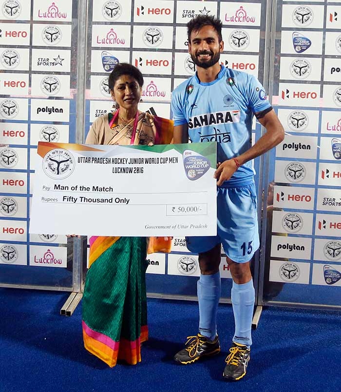 Junior Hockey World Cup: India Pip Belgium to Regain Title After 15 Years