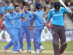 Photo : Indian Spinners Shine at Trent Bridge
