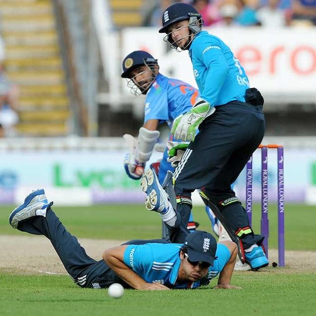 4th ODI: England vs India in Birmingham
