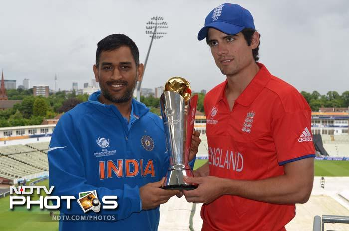 ICC Champions Trophy: India, England all geared up for Sunday blockbuster