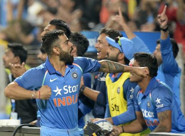1st ODI: Virat Kohli, Kedar Jadhav Power India To Victory vs England