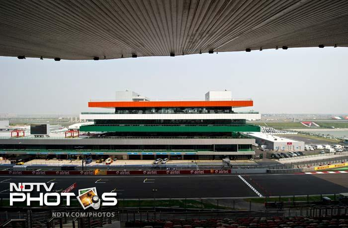 Hello and welcome to the Indian Grand Prix - season 2