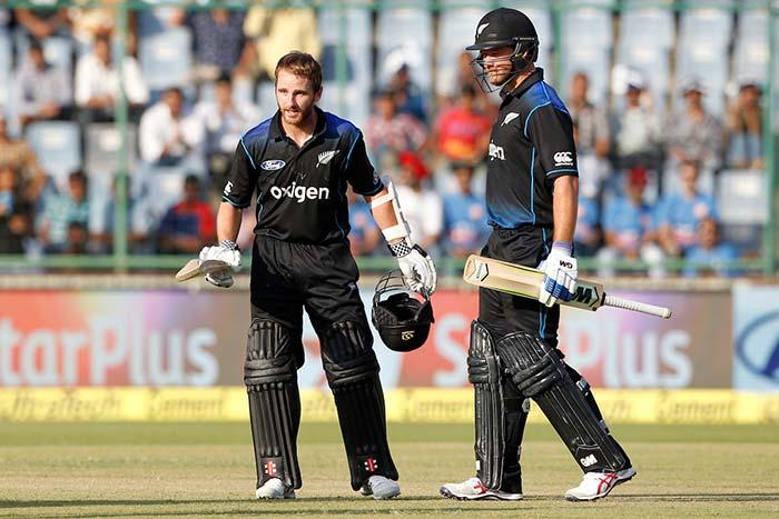 NZ Vs Ind: तस्वीरों में देखें 'पैसा वसूल' मैच के खास लम्हे...