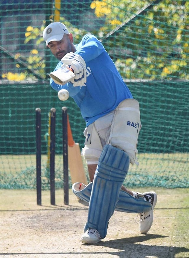 India, New Zealand Sweat it Out on Eve of 1st ODI in Dharamsala
