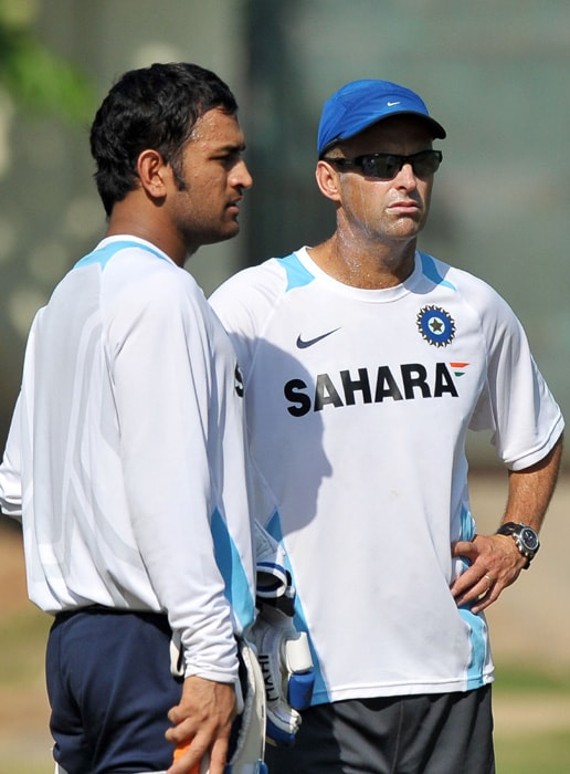 Team India practice on eve of Test