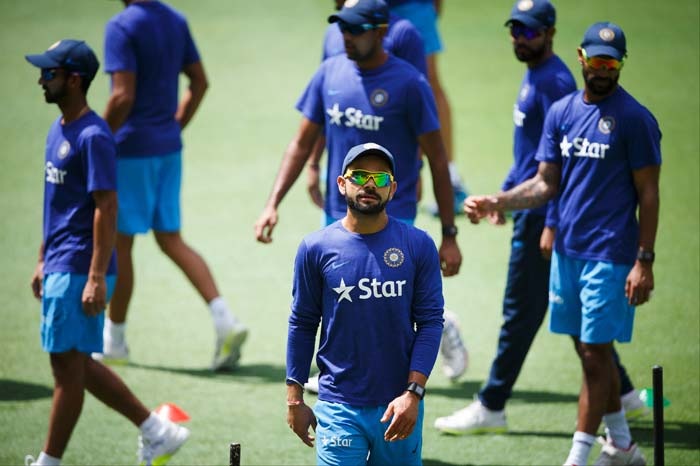 Team India Sweat it Out Ahead of Crucial Brisbane ODI Against Australia