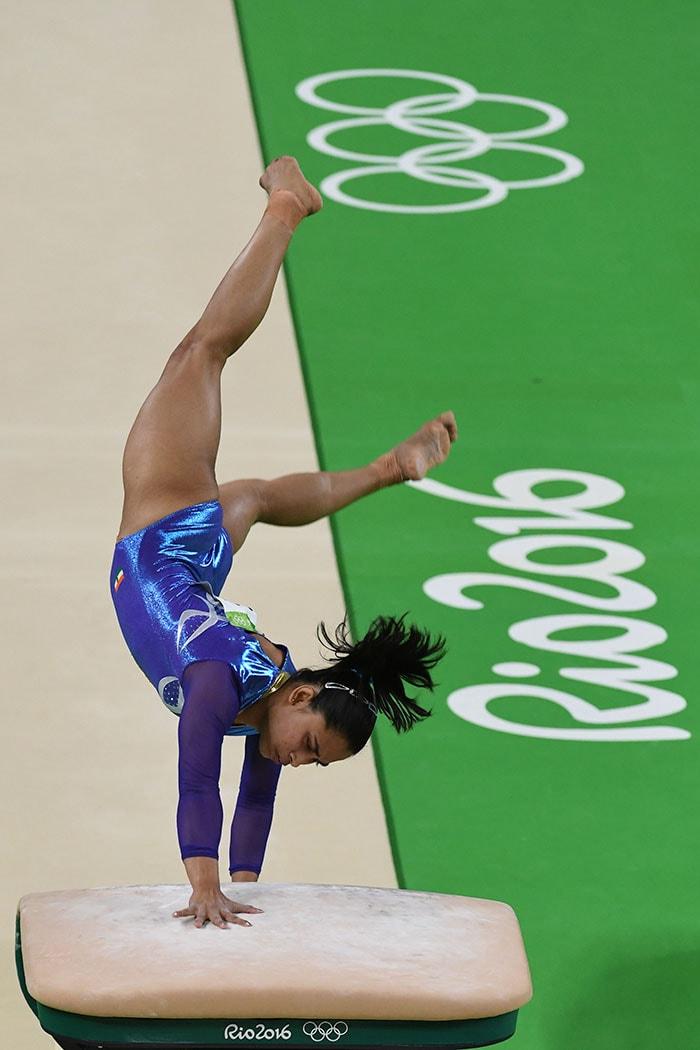 दीपा ने हार के भी जीते लाखों दिल, सानिया-बोपन्ना ने किया निराश