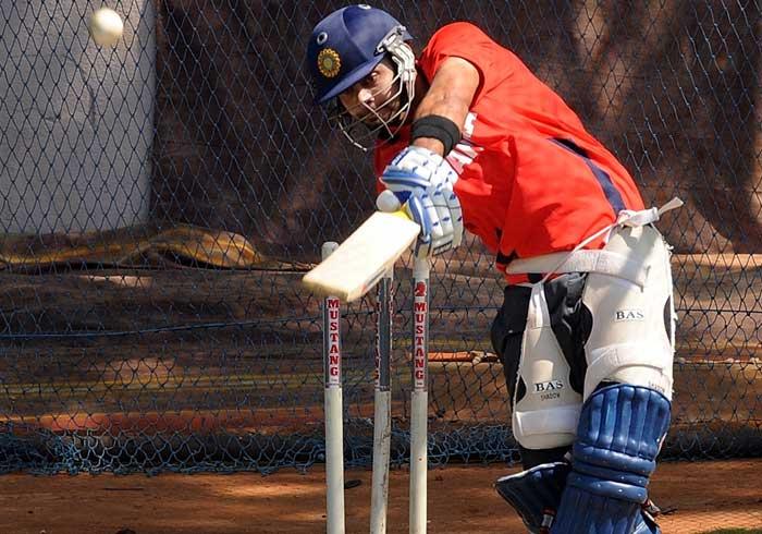 Harbhajan, Sachin miss training session