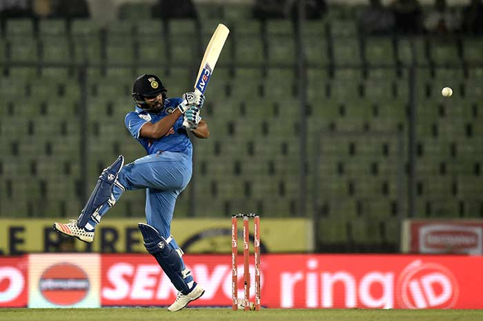 Asia Cup: Dominant India Thrash UAE to Stay Unbeaten