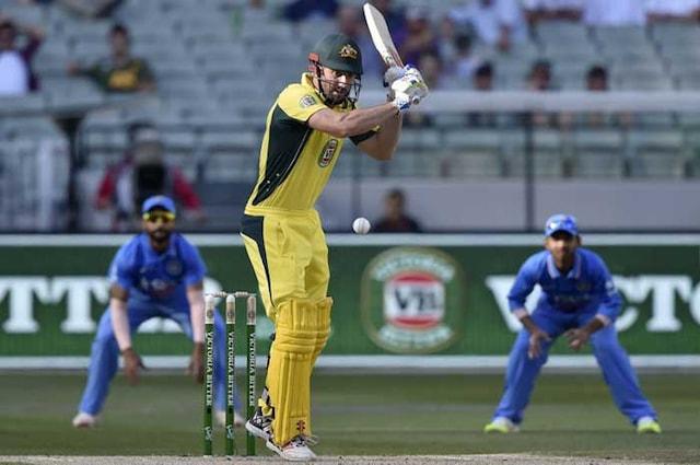 Glenn Maxwell Blitz Cancels Out Virat Kohlis Ton as Australia Seal Series