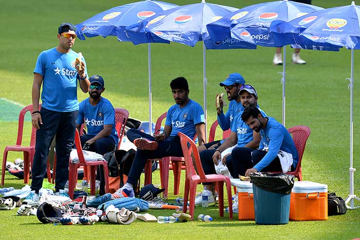 World T20: From Selfies, to Bouncer, Team India Mix Fun With Practice