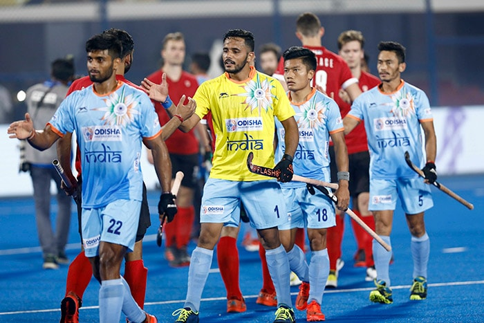 India Thrash Canada To Qualify For Quarterfinals Of Hockey World Cup