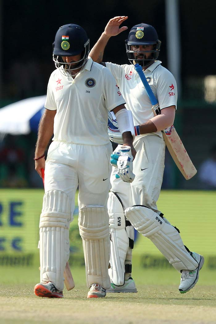 1st Test: India Gain Upperhand vs New Zealand With Near Perfect Day 3