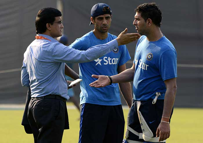 World T20: India, Pakistan Bond Off the Field Ahead of Crunch Game