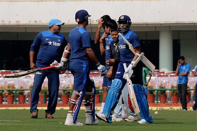 India Train Hard Ahead of Final ODI vs Sri Lanka