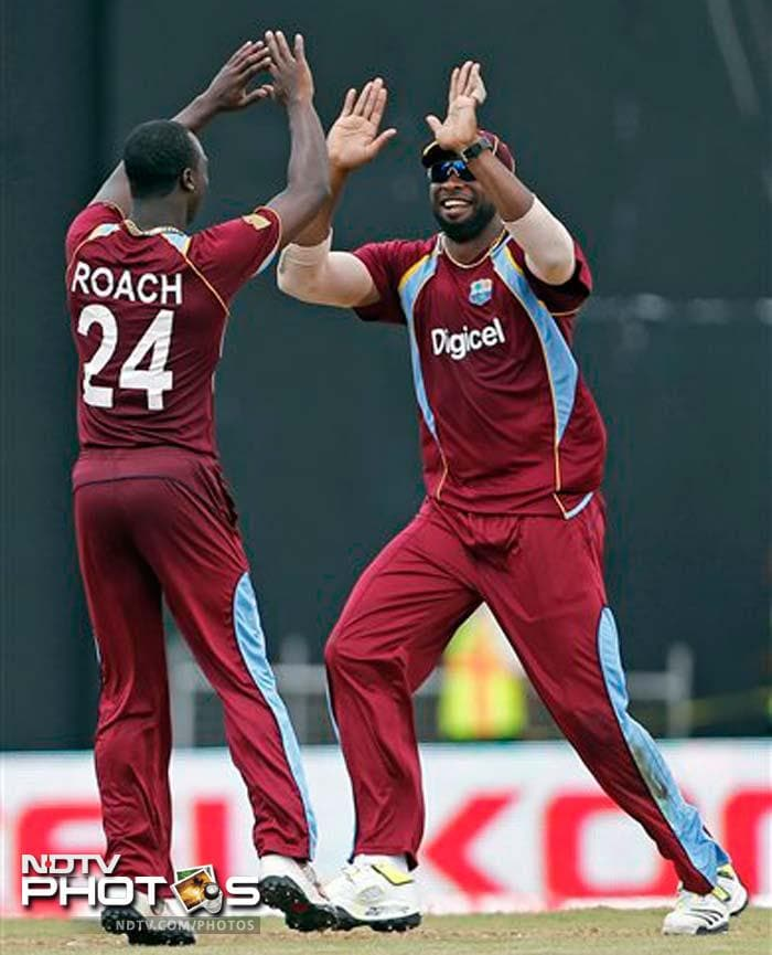 India beat West Indies to stay in contention for tri-series final