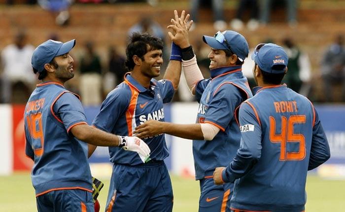 2nd ODI: Ind vs Zim