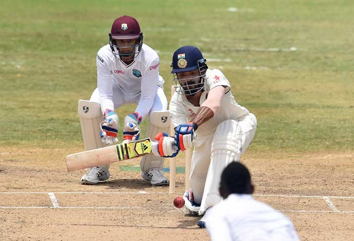 Amit Mishra Stars as India Draw WICB President