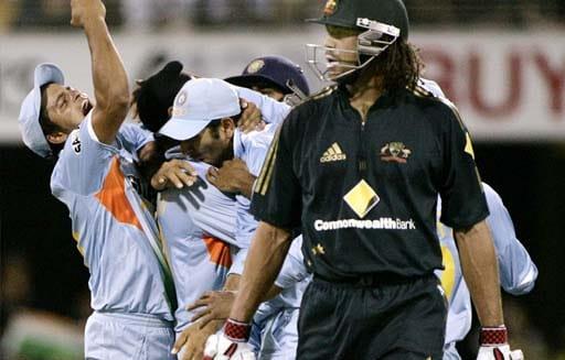 India conquer Australia