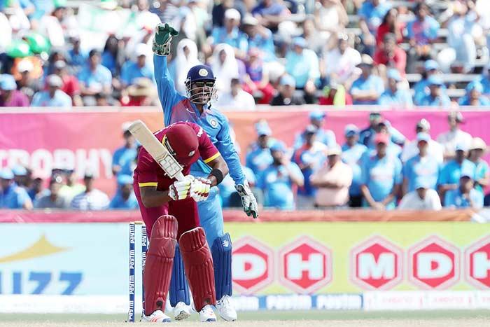 बारिश में धुला दूसरा टी-20, वेस्टइंडीज ने सीरीज 1-0 से जीती
