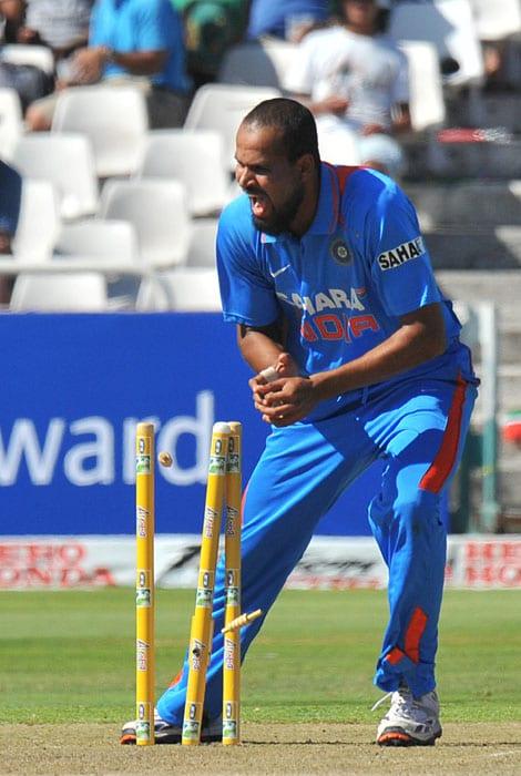 3rd ODI: Ind vs SA