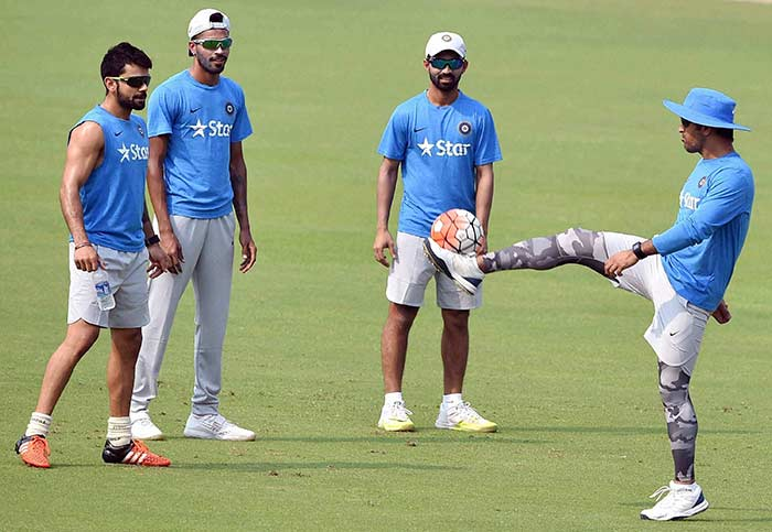 T20 World Cup: India Gear up For Warm-up Tie Against West Indies