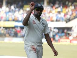 Photo : Indore Test, Day 3: Ravichandran Ashwin's Deadly Spell Leaves New Zealand Reeling