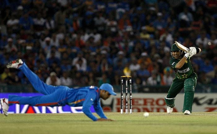 World Cup semi final: India vs Pakistan