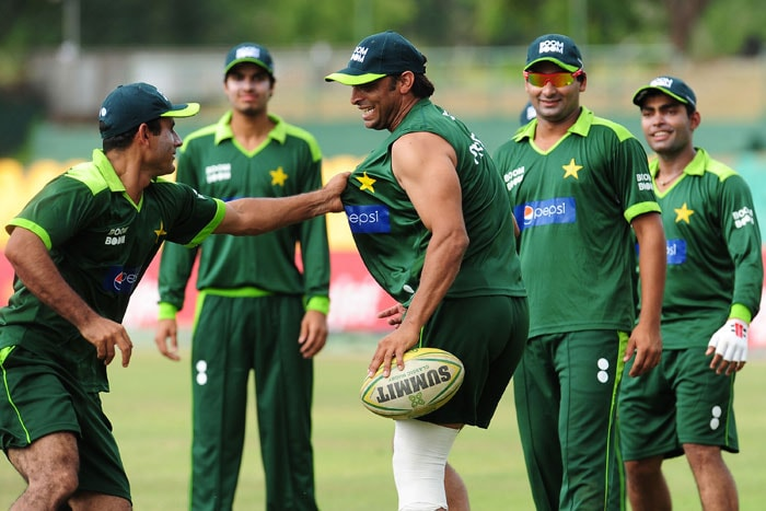 India, Pakistan gear up for big clash