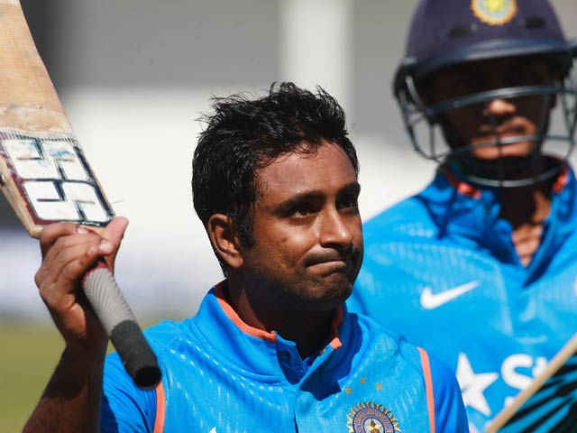 Ambati Rayudu Shines in India
