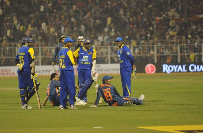 4th ODI: India vs Sri Lanka