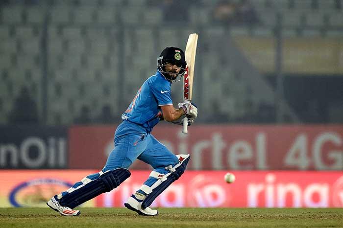Asia Cup: Yuvraj Singh, Virat Kohli Power India Into Final