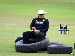 India kick the tyres as history awaits in Durban