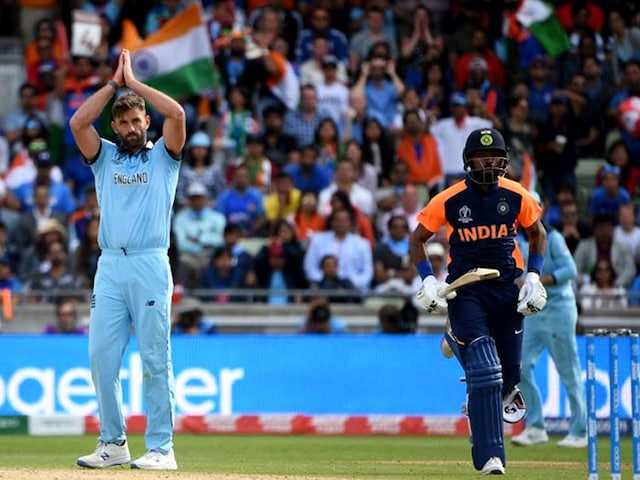 England Beat India To Stay Alive In World Cup