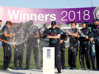 England Break Indias Nine Consecutive Bilateral ODI Series Winning Streak