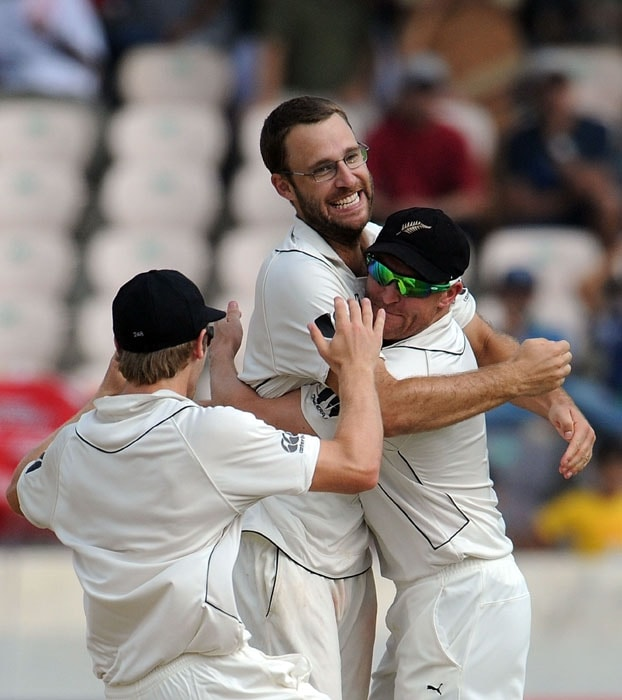 2nd Test, Day 3: India vs NZ