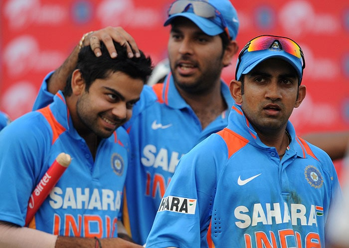 1st ODI: Ind v NZ