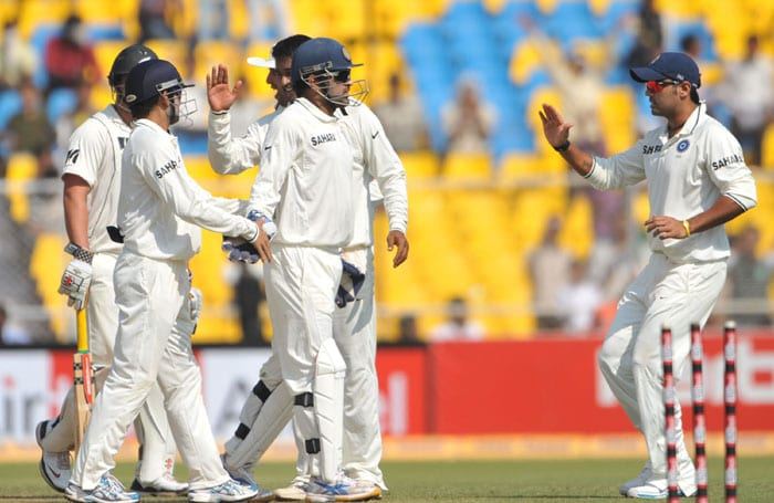 1st Test, Day 3: Ind vs NZ