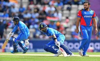 विश्व ट्रॉफी: भारत ने अफगानिस्तान को हराकर 50वीं जीत दर्ज की