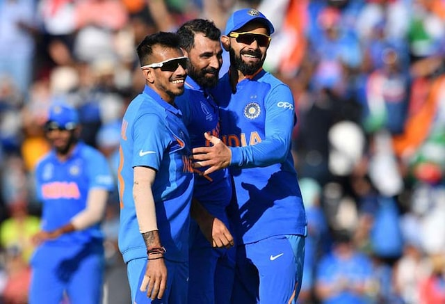 India Beat Afghanistan To Record 50th World Cup Win