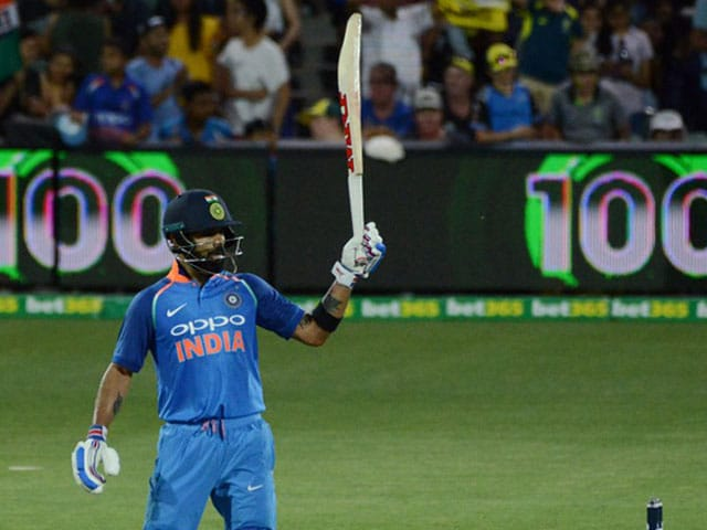 India Register Six-Wicket Win vs Australia In 2nd ODI To Level Series 1-1