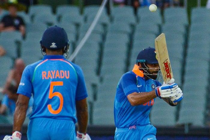 India Register Six-Wicket Win vs Australia In 2nd ODI To Level Series 1-1