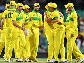 India Lose Series Opener Against Australia By 34 Runs
