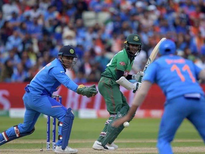 World Cup 2019: India beat Bangladesh to enter semi-finals